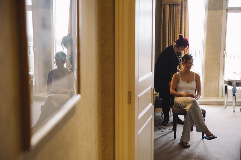 Weddings at Petersham Hotel, Richmond