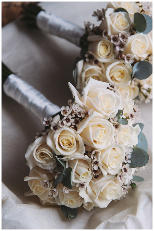 winter wedding bouquets Surrey