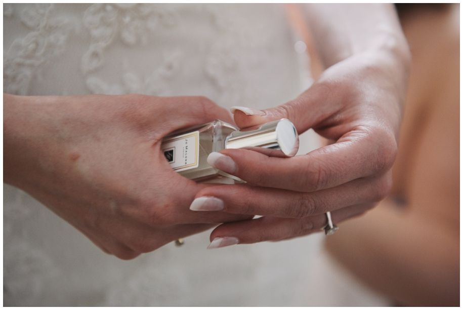 Jo Malone perfumes for weddings