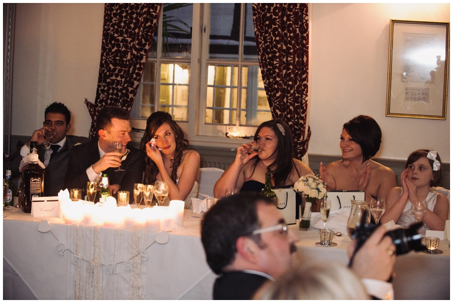 Weddings at The Talbot Inn, Ripley