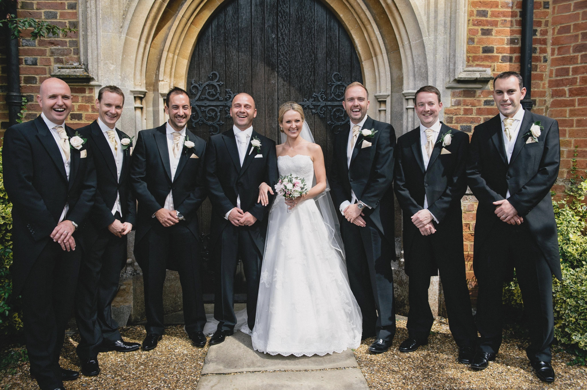 Oakley Court weddings