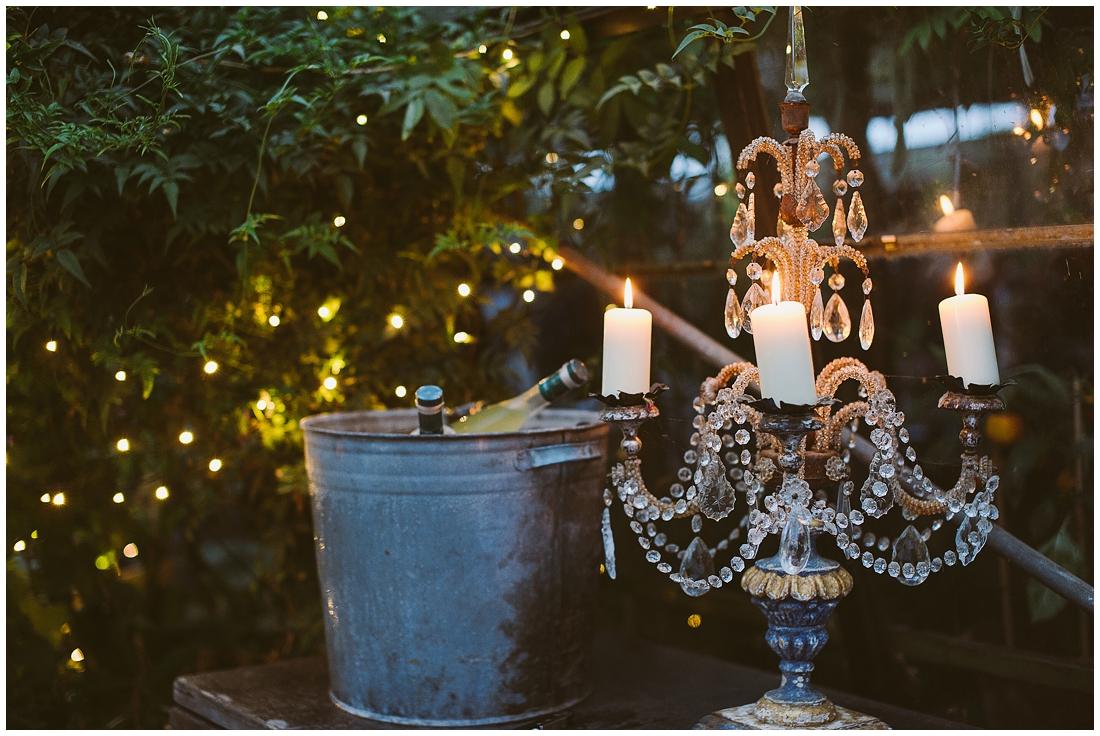 glass candelabra for weddings