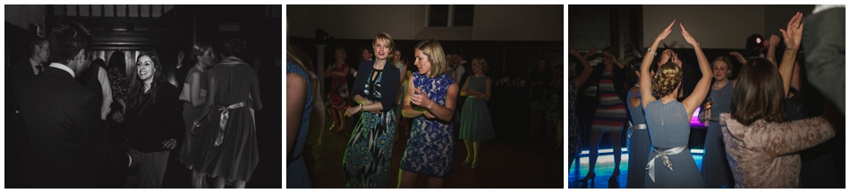 Fulham Palace marquee wedding dance
