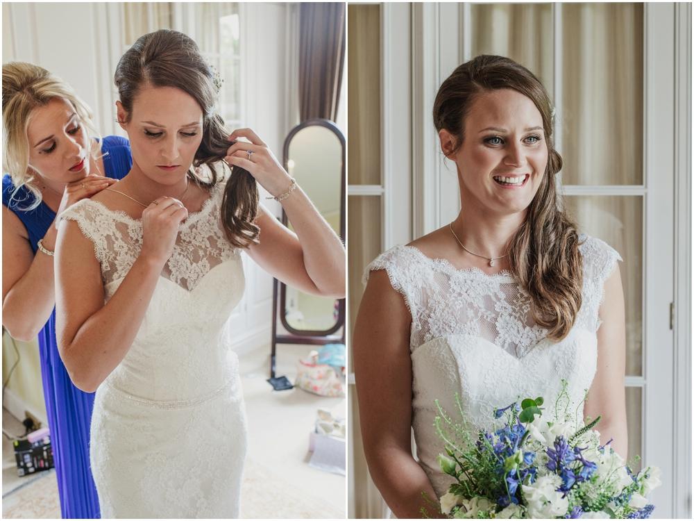 wedding photographer Herons Farm