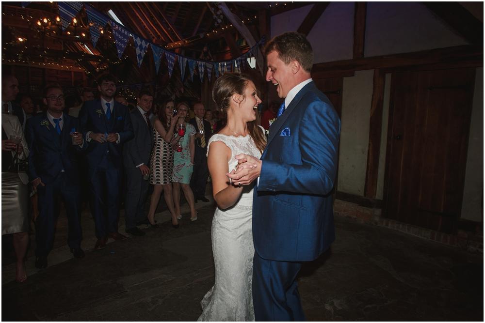 wedding party Herons Farm
